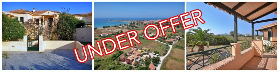 "Terraced House ""Varka"" Ref.510: Walking Distance To The Beach, The Castle And The Shops Of Methoni, Easy Access, Peaceful Area, Living Area 78.25 M2 In Two Levels, 2 Bedrooms, 2 Bathrooms, Parking Area, Garden"