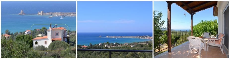 Villa Tapia Ref.173: Stunning Castle And Sea Views, Plot 4273 M2, Spacious Accommodation 303,27 M2, 7 Bedrooms, 4 Bathrooms, Large Terraces, Parking Areas, Garden, 90 Productive Olive Trees, Private Water Drilling